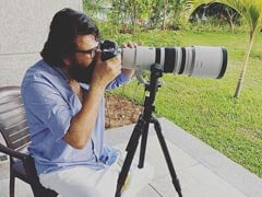"This ""Old Hobby"" Is Keeping Mammootty Busy These Days"