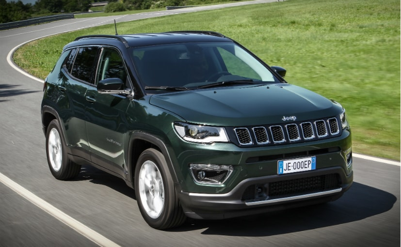 The 2021 Jeep Compass Facelift has received some styling updates.