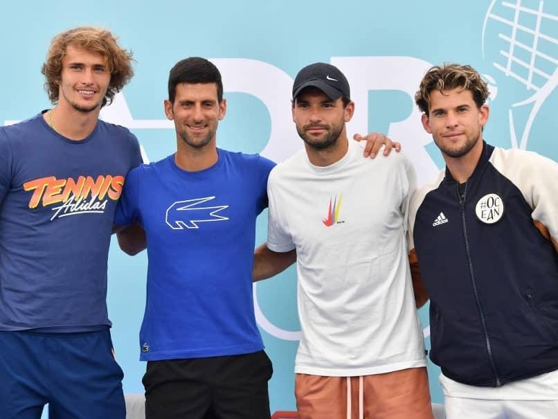 Dominic Thiem, Alexander Zverev, Grigor Dimitrov Join Novak Djokovic In US Open Doubts