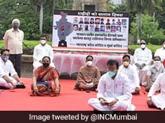 """Congress Organises """"<i>Shaheed Ko Salam Diwas</i>"""" Campaign To Honour Soldiers"""