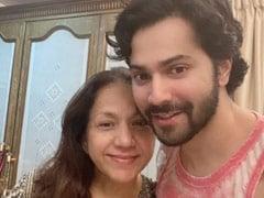 """The Strongest Person I Know"": Varun Dhawan Shares Wish On Mom Karuna's Birthday"
