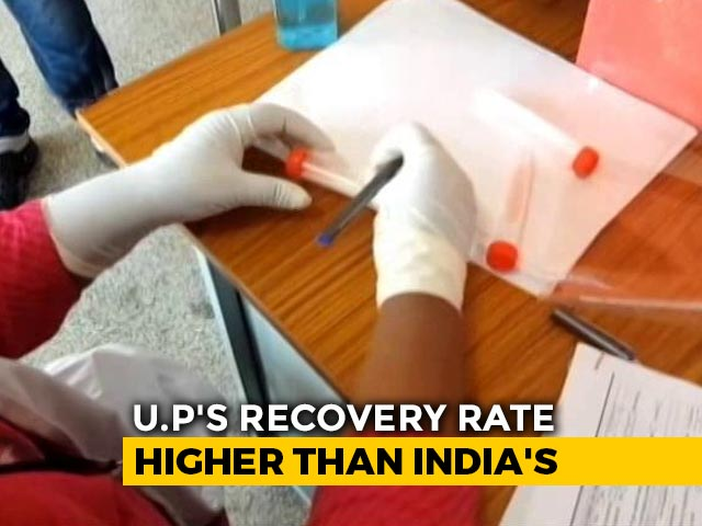 Video : 50% Covid-19 Patients Between 21 and 40 Years in Uttar Pradesh