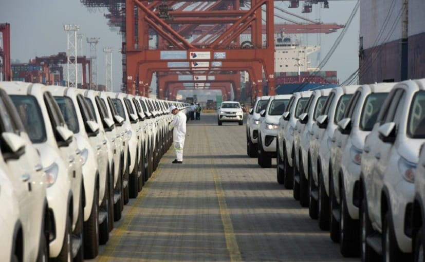 CAAM expects January to May auto sales in China to fall 23.1% year on year to 7.9 million units.
