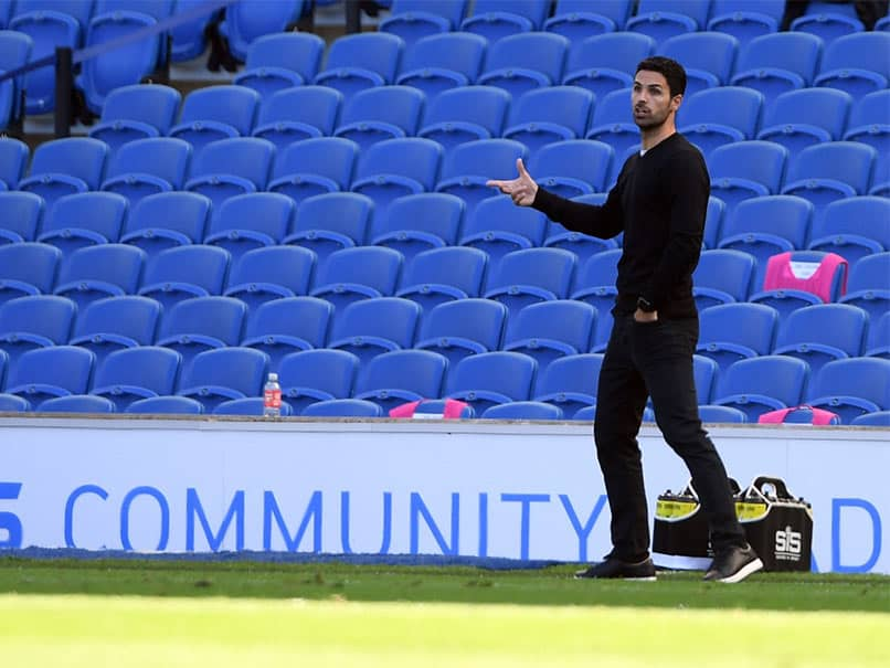 "Arsenal Manager Mikel Arteta Says ""Its All Our Fault"" After Two Defeats In A Row"