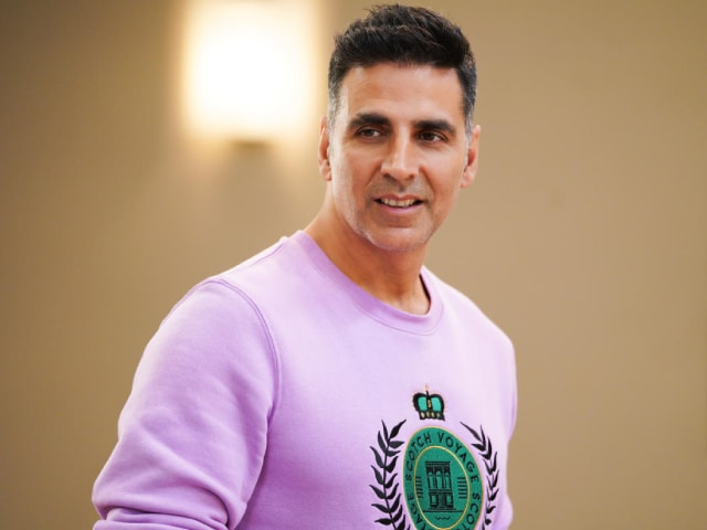 """Cops To Look into Akshay Kumar's Air Trip To Nashik"": Maharashtra Minister"