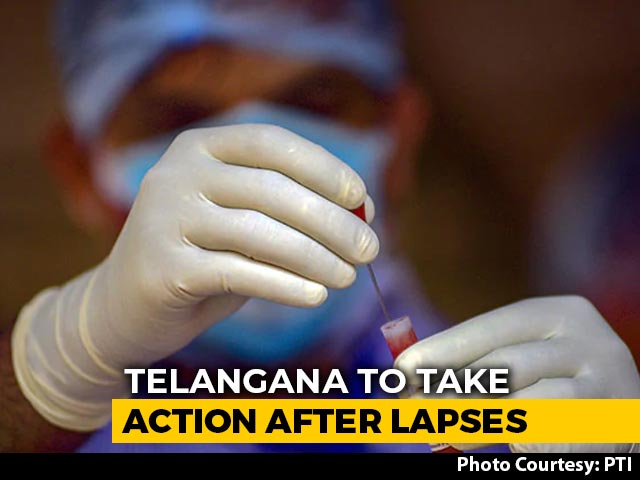 Video : Serious Lapses Found At Telangana Private Labs Conducting COVID-19 Tests