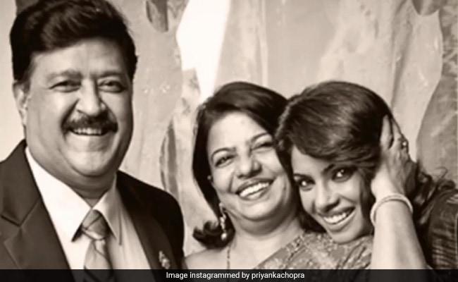 Priyanka Chopra Writes An Emotional Note For Her Father. It's OK To Cry