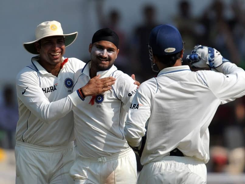 """Held His Own At The Highest Level"": VVS Laxman Salutes Harbhajan Singh"