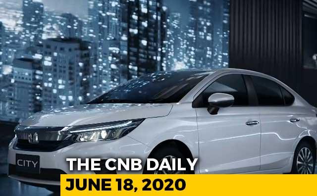 Video : New-Gen Honda City Specs, Honda Grazia BS6 Teaser,  Jeep Pre- Owned Cars
