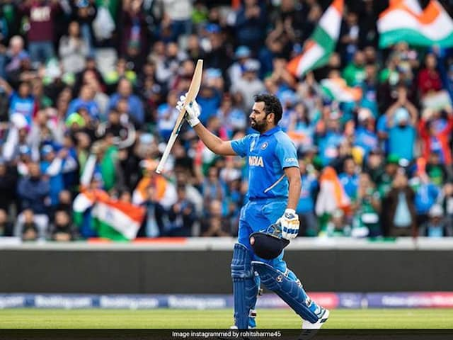 Rohit Sharma Recalls Humble Beginnings As He Completes 13 Years In International Cricket