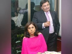 """Value Your Loved Ones"": Neetu Kapoor Shares A Throwback Pic With Rishi Kapoor"