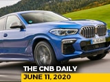 New Gen BMW X6, Vehicle Registrations In May, Royal Enfield Re-Opens Stores | carandbike