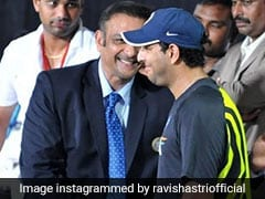 """""""Legend On And Off The Field"""": Yuvraj Singh Responds To Ravi Shastri's Cheeky Sledge"""