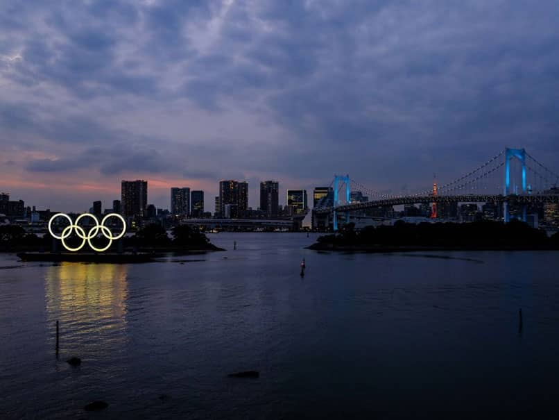 Tokyo To Skip One-Year Olympic Countdown Over Coronavirus