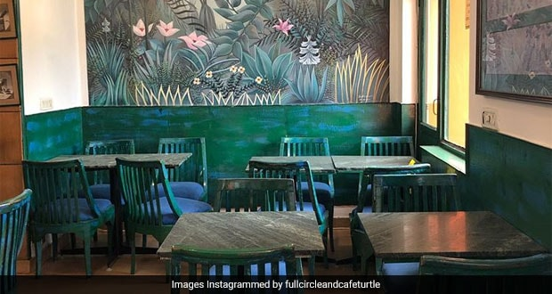 Café Turtle At Khan Market Pull Down Its Shutters Amid Covid-19