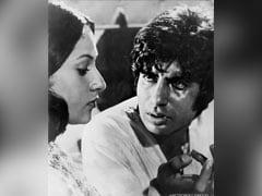 "Amitabh Bachchan Reveals He Shot His ""First Drunk Scene"" For <i>Mili</i>, Co-Starring Wife Jaya"