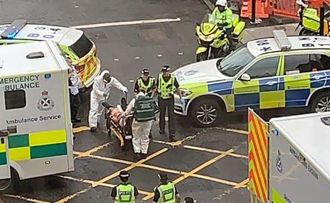 Scotland's Glasgow Stabbing Attack Not Being Treated As Terrorism: Police