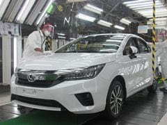 New-Gen Honda City Production Begins In India; Launch In July