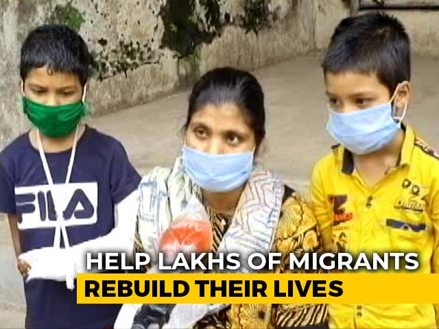 Video : On Desperate Migrant Journeys, Some Lives Changed Forever