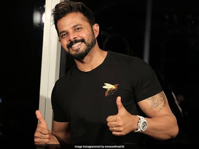 S Sreesanth Getting Ready For New Innings With Help Of Michael Jordans Former Trainer