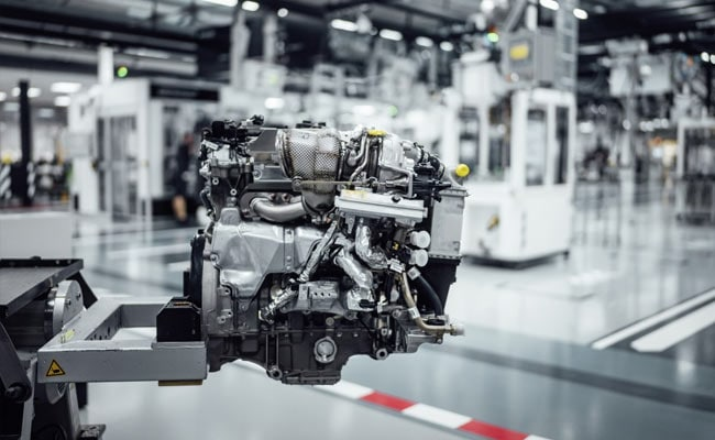 Mercedes-AMG's Exhaust Gas Turbocharger With Integrated Electric Motor Balances Performance And Efficiency