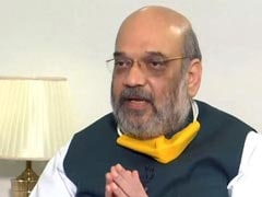 """Leading From The Front"": Amit Shah On PM Meeting Troops In Ladakh"