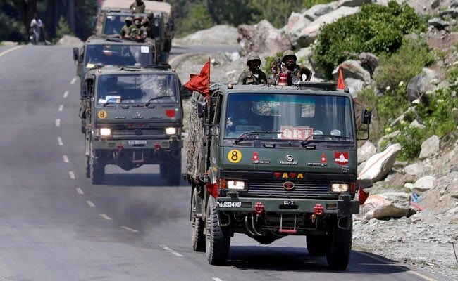 Government Redirects Focus On Road Plan Days After Ladakh Clash
