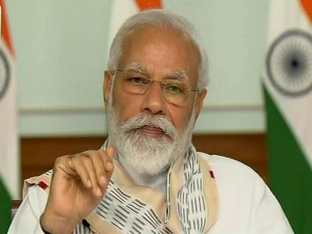 Video : India Doing Better Than Others, Says PM Modi On COVID-19 Fight