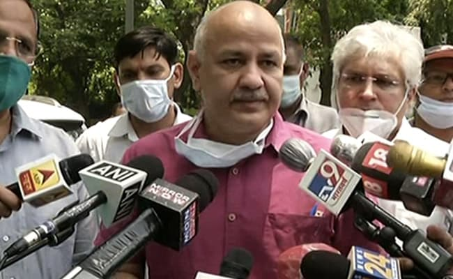 No Community Spread Of Virus, Centre's Officials Said: Delhi Government