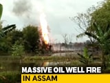 Video : Compensation For Officials Who Died In Assam Fire, 12 Relief Camps Set Up
