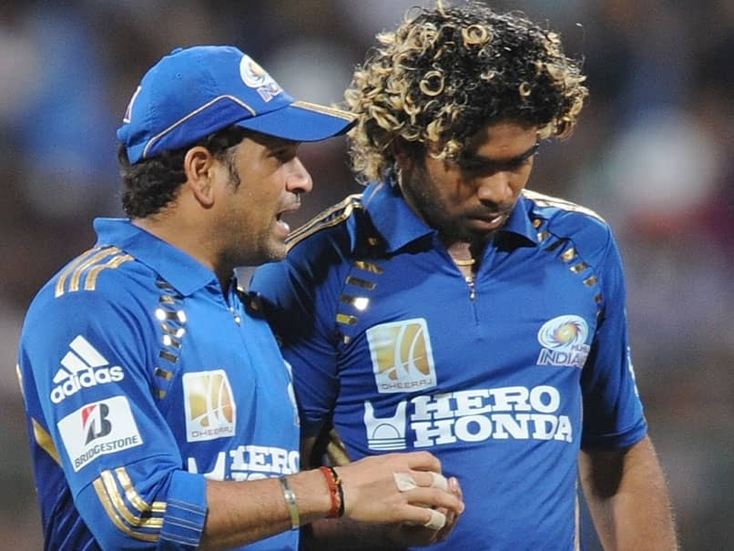 """Will Have To Change His Run Up Routine"": Sachin Tendulkars Advice For Lasith Malinga After Saliva Ban"
