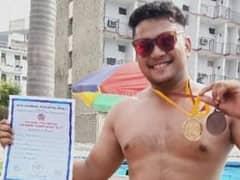 राष्ट्रीय स्तर के तैराक की कोरोना से मौत, परिवार ने लगाया लापरवाही का आरोप
