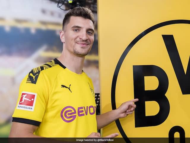 Borussia Dortmund Confirm Signing Of PSG Defender Thomas Meunier
