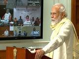 Video : PM Modi Launches Rural Public Works Scheme