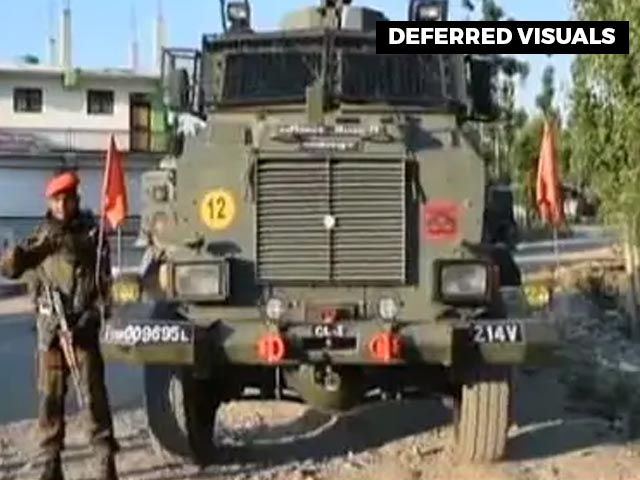 Video : 3 Terrorists Killed In Encounter In Shopian In Jammu And Kashmir