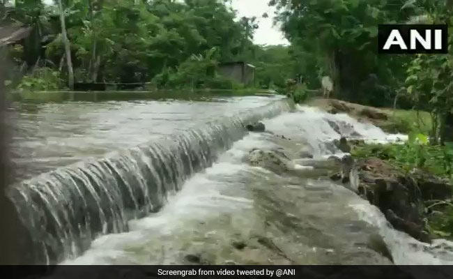 3.4 Lakh People Affected In 14 Assam Districts As Floods Worsen