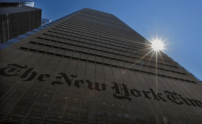 New York Times Moving Some Hong Kong Staff Over Security Law