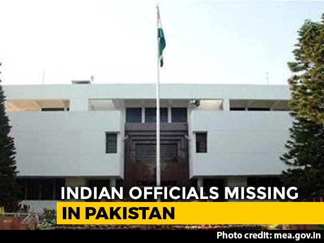 Video : 2 Indian High Commission Officials In Islamabad Missing: Reports