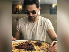 """For This TV Star, """"Getting Back To Normalcy"""" Begins With Biryani. See Pic"""