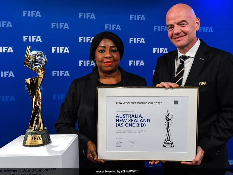Australia And New Zealand To Host 2023 FIFA Womens World Cup