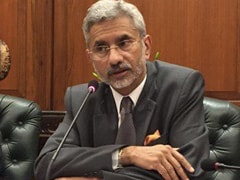 Transformation Under Way In Jammu And Kashmir, Ladakh: Foreign Minister S Jaishankar