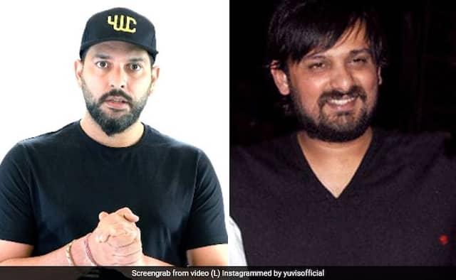 Yuvraj Singh reaction on Wajid Khan Death says  big loss to music industry