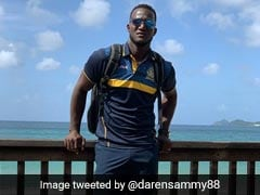 """""""Angry"""" Darren Sammy Alleges He Was Racially Abused During IPL"""