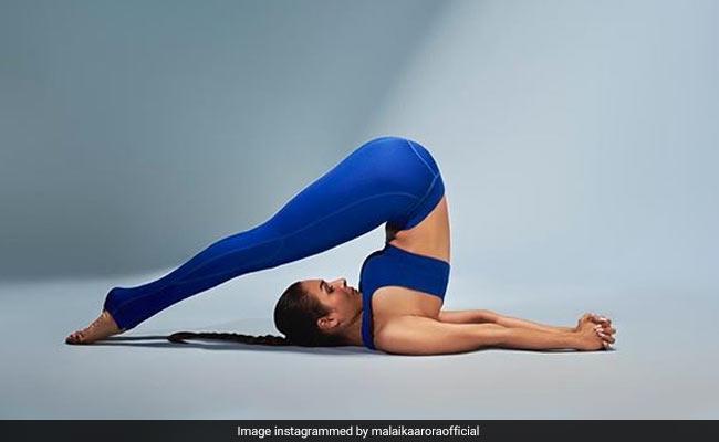 Malaika Arora Is Back, Striking A Yoga Pose And Making Us All Look Bad
