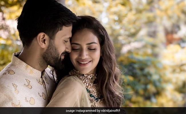 Watch: Nusrat Jahan, Nikhil Jain Celebrate Wedding Anniversary With Glimpses Of An 'Eventful Year'