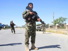Taliban Suicide Attack Kills Eight Afghan Troops, Wounds Nine