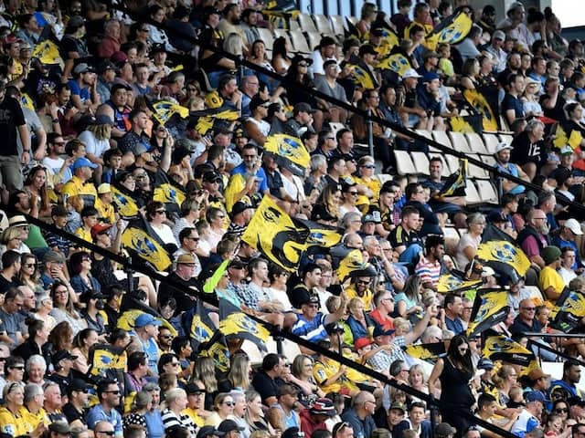No Limit On Crowds At New Zealand Super Rugby: Organisers