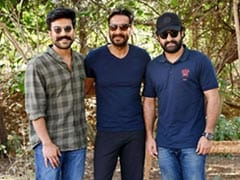 More About Ajay Devgn's Role In Ram Charan And Jr NTR's <I>RRR</I>