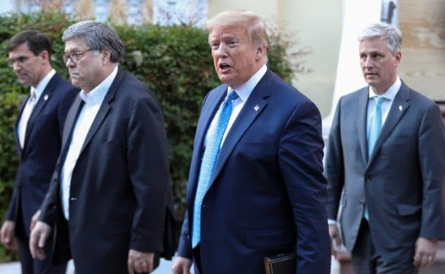 Donald Trump Says US-China Trade Deal 'Fully Intact'