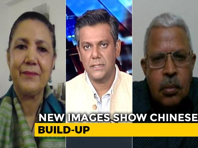 Video : Chinese Structures Spotted In Satellite Images In Ladakh's Galwan